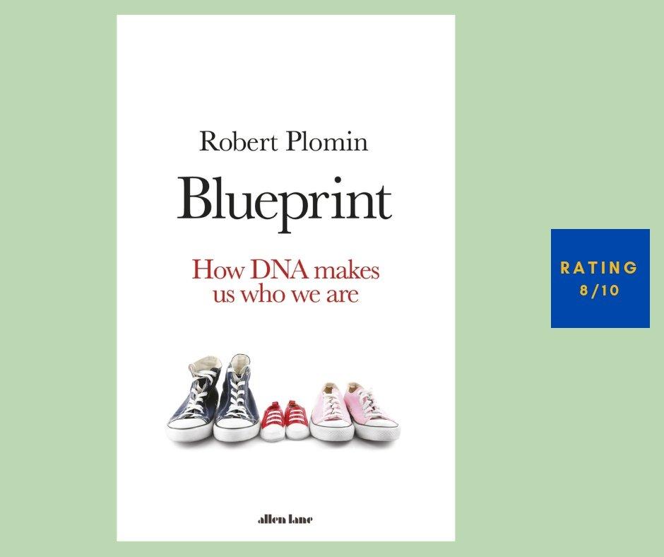 Robert Plomin Blueprint review